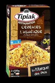 Céréales à l'Asiatique - 1 kg