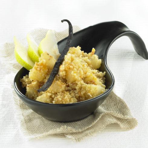 Céréales Gourmandes® Bio aux poires et à la vanille