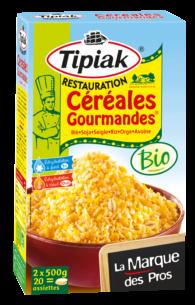 Céréales Gourmandes® Bio