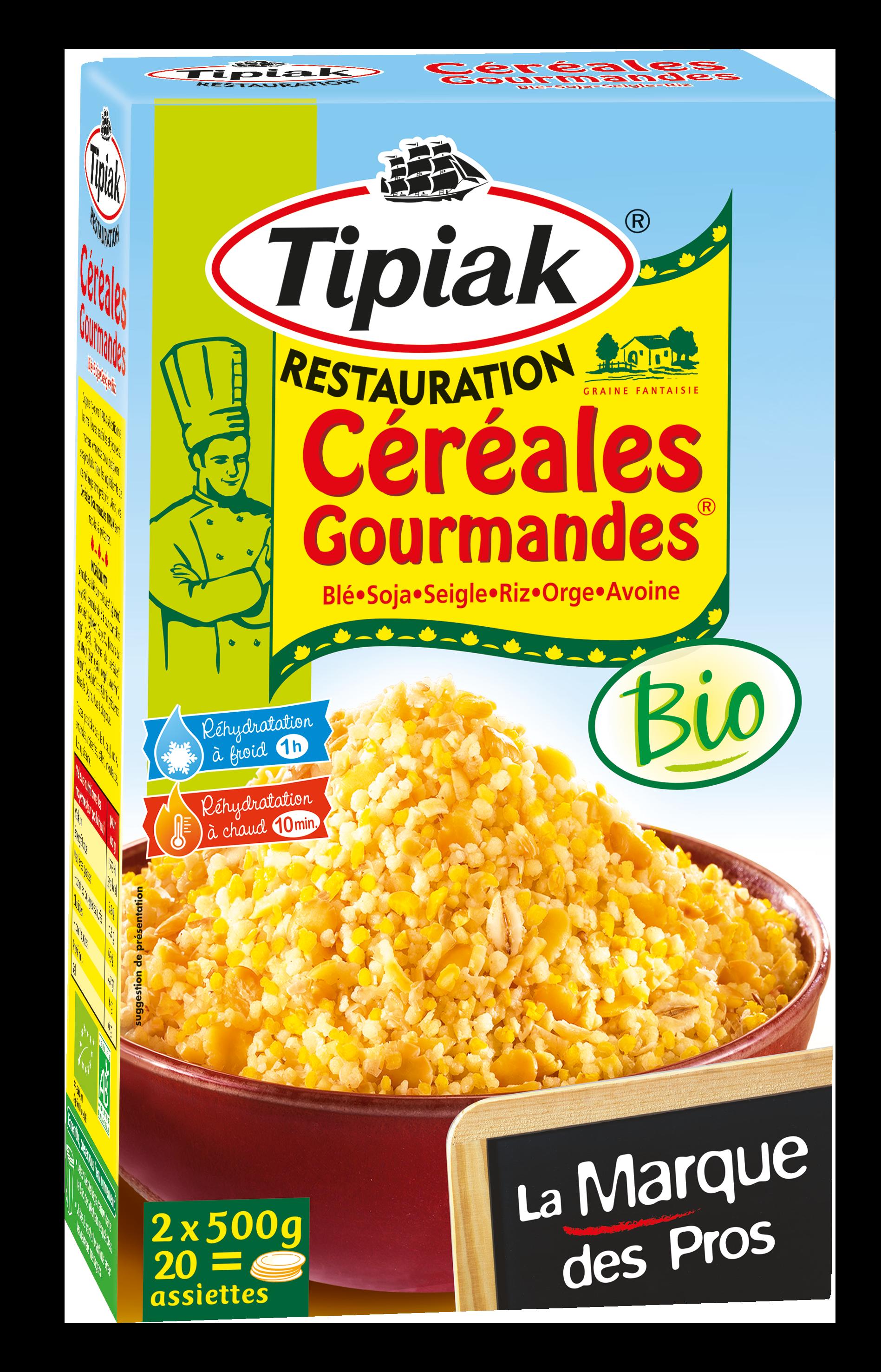 Céréales Gourmandes® Bio - 1 kg