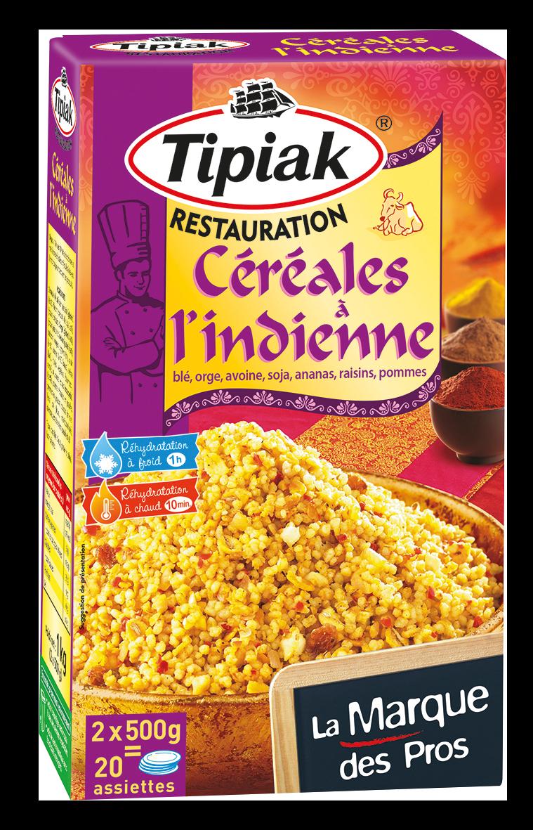Céréales à l'Indienne - 1 kg