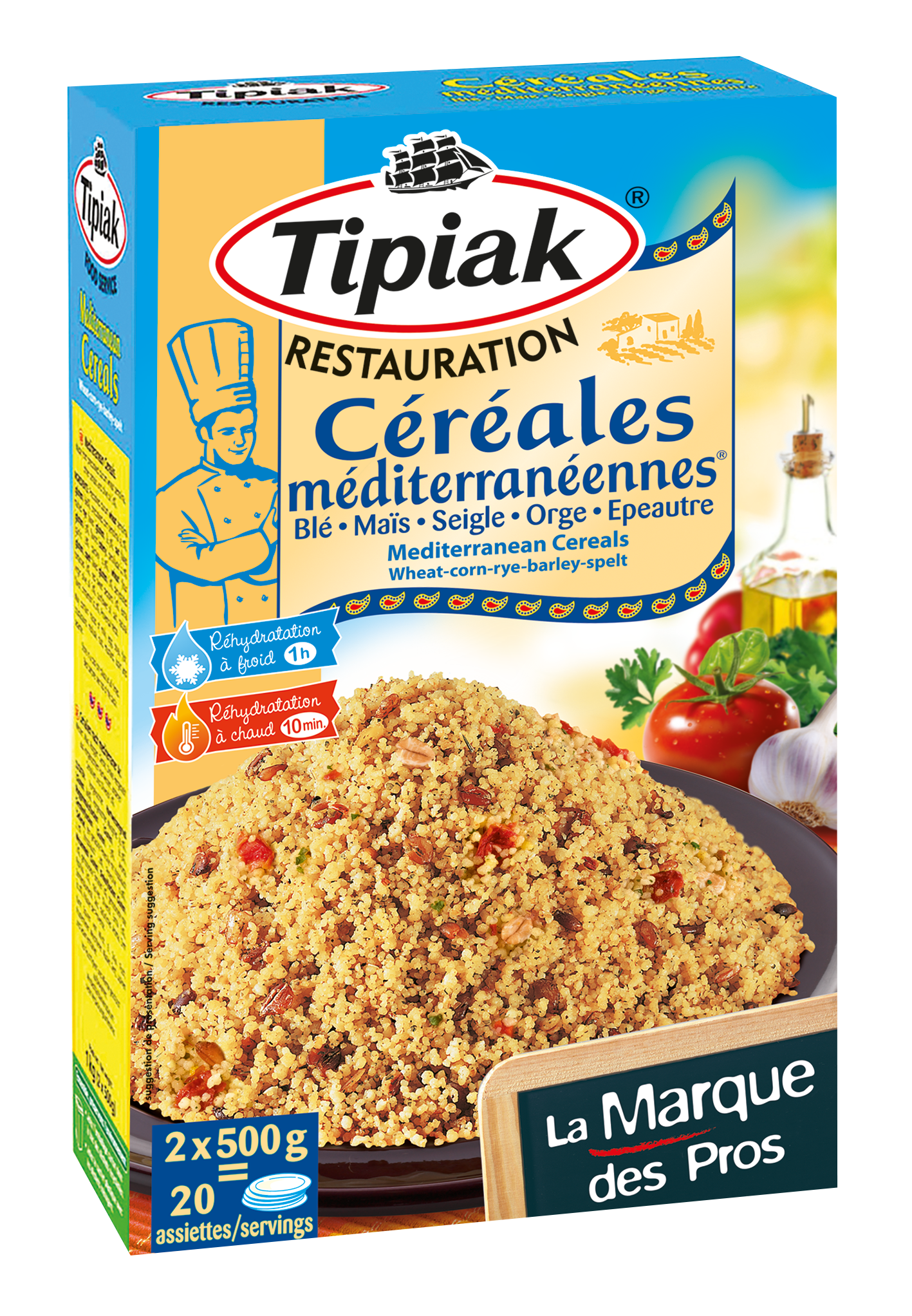 Céréales Méditerranéennes® - 1 kg
