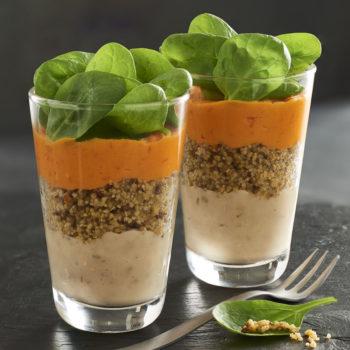 Cup fraîcheur au Quinoa Sol®