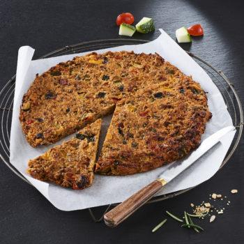 Galette végétarienne de Céré'Sun® façon tortilla